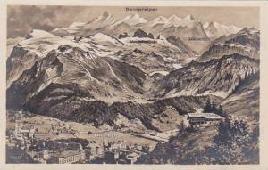 Schweiz Berneralpen und Engelberg