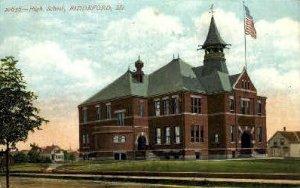 High School in Biddeford, Maine