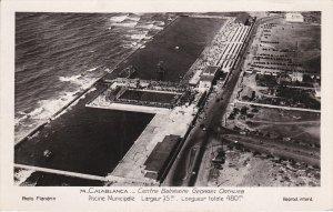 RP: CASABLANCA , Morocco  , 20-40s ; Centre Balneaire Georges Orthlieb