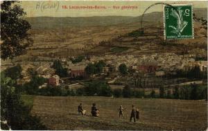 CPA Lacaune-les-Bains Vue generale (615007)