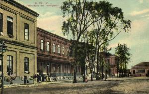 brazil, SÃO PAULO, L'Hôtellerie des Immigrants (1910s)