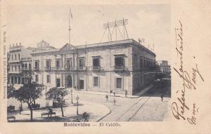 Montevideo - El Cabildo , Uruguay , PU-1903