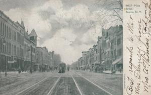 BATAVIA , New York , 1906 ; Main Street