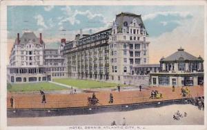New Jersey Atlantic City Hotel Dennis 1915