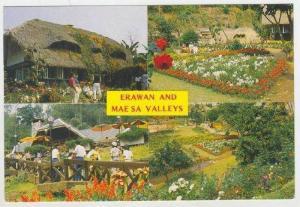 Thailand, 60-70s   Mae & Erawan Vallys