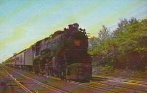 Pennsylvania Railroad Class K4 Pacific Locomotive No 1361