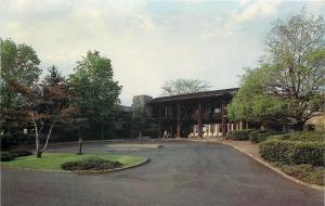 Oglebay, Wheeling West Virginia~Wilson Lodge~1960s Postcard