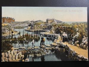 St. Annes on Sea: Ornimental Gardens c1906