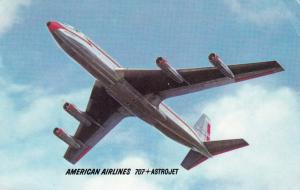 American Airlines 707 Astrojet , PU-1962