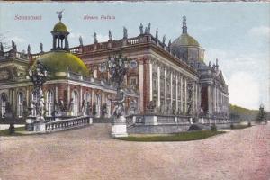 Germany Potsdam Sanssouci Neues Palais