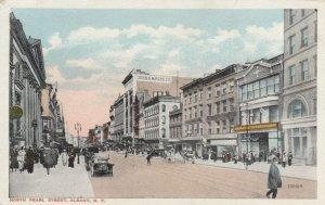 ALBANY ,  New York , 1910s ; North Pearl Street