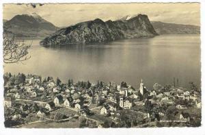 RP, Kurort Vitznau, Vitznau am Vierwaldstattersee, Lucerne, Switzerland, 1920...