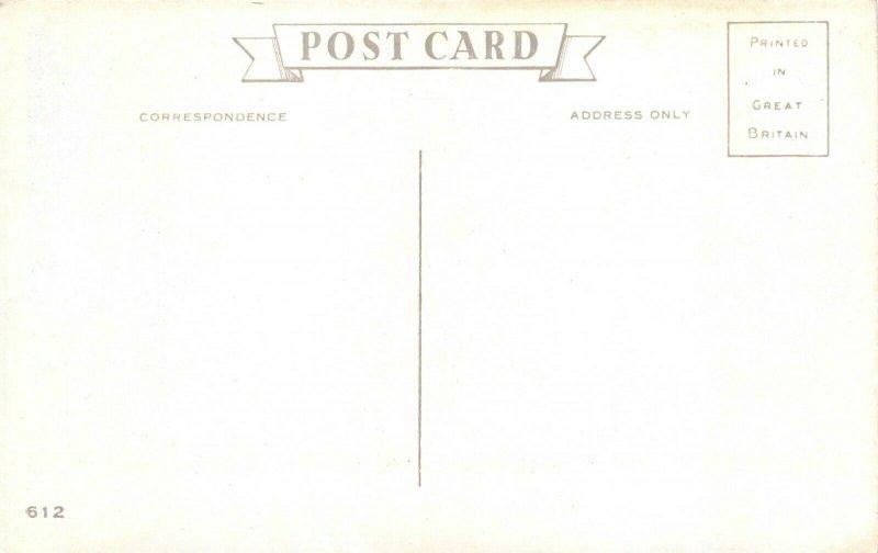 Vintage Comic Joke Postcard, Keeping our hands full at Herne Bay, Kent DQ6