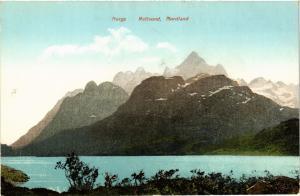 CPA NORWAY Norge. Raftsund, Nordland (340633)