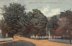 Fifth Avenue Parksville NY 1911