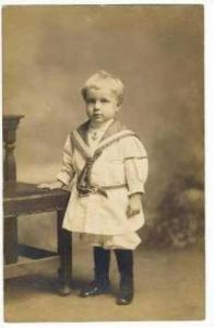 RP: Child in sailor's outfit, 00-10s