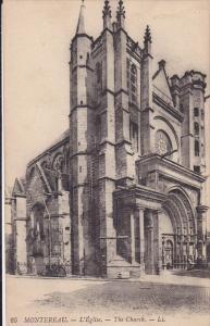 The Church, Montereau (Seine et Marne), France, 1900-1910s