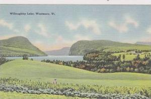 Vermont Westmore Willoughby Lake