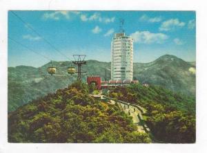 Aerial Tram & Hotel Humboldt,Caracas,Venezuela 1960-70s