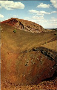 Vintage Idaho Postcard, Craters of the Moon National Monument, pb24