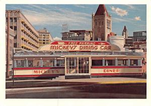 John Baeder - Mickey's Dining Car