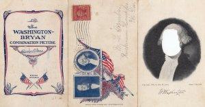 Washington DC, 1908 ; The Washington-Bryan Combination Picture