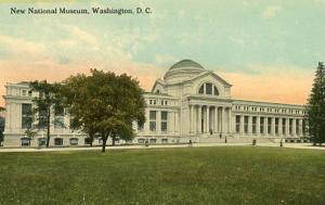 DC - Washington. New National Museum