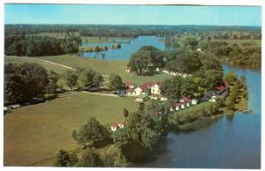The Fairhavens Bible Conference, between Lake Simcoe and the Kawartha Lakes, ...