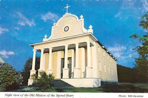 Old Mission of the Sacred Heart - Idaho
