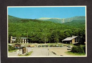 NH Appalachian Trail Mountain Club Pinkham Notch Camp New Hampshire Postcard