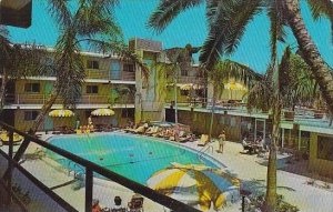 Florida St Petersburg Treasure Island Bilmar Beach Motel
