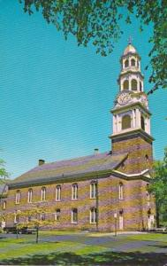 New Jersey Bloomfield Church On The Green 1796 First Presbyterian Church