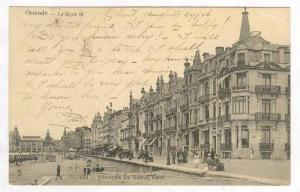 Ostende - La digue III, Belgium, PU-1906