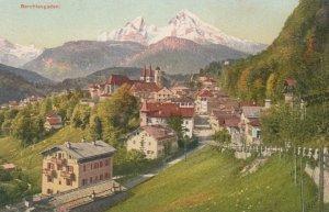 BERCHTESGADEN, Bavaria, Germany, 1900-10s; Scenic View