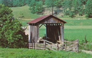 Ransom Lane Covered Bridge - Washington County, Ohio