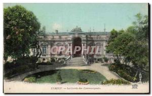 Old Postcard Elbeuf Circle of Traders