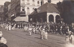 RP: Boulogne-sur-Mer , France , 00-10s ; Children's Parade
