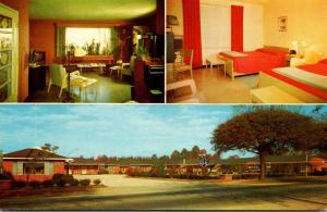 South Carolina Dillon Pate's Motel 1960