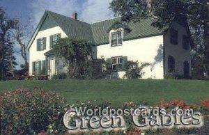 Green Gables Cavendish Prince Edward Island Canada 2002