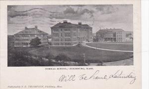 Normal School , FITCHBURG , Massachusetts , PU-1905
