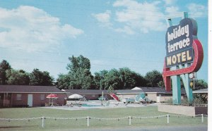 JACKSON, Mississippi, PU-1965; Holiday Terrace Motel