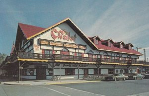 WISCONSIN DELLS, Wisconsin, 1950-60s; The Chalet, Downtown