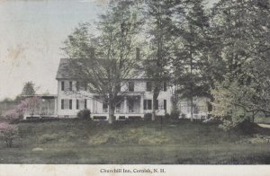 CORNISH , New Hampshire , 00-10s ; Churchill Inn