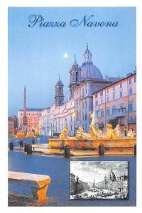 Italy Piazza Navona, Square, Platz