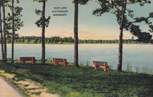 Elks Lake Hattiesburg Mississippi