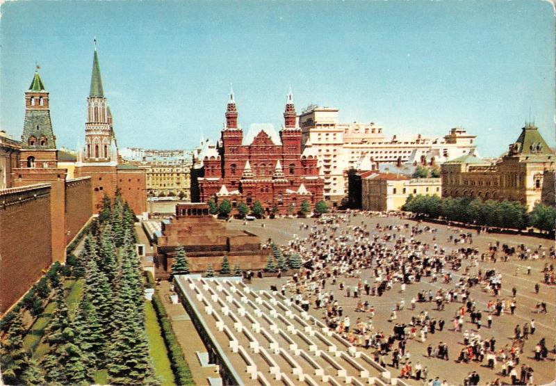 BR57179 moscow red square    Russia