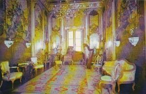 Florida Miami 18th Century Rococo Music Room Vizcaya Dade County Art Mueum