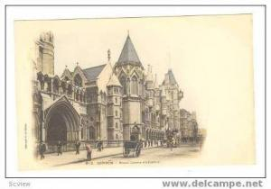 LONDON, Royal Courts of Justice, UK,00-10s