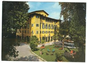Italy, VILLA LA MASSA, Candeli, Firenze, 1973 used Postcard