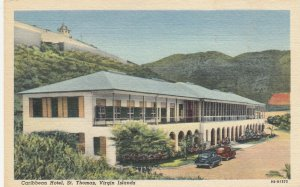 St. Thomas , U.S. Virgin Islands , 1930-40s ; Caribbean Hotel